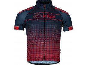 94277 pansky cyklisticky dres kilpi entero m cervena 19