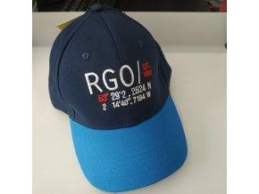 Dětská kšiltovka REGATTA RKC166 Cuyler II Modrá