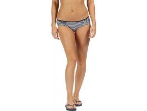 95078 damsky spodni dil plavek rwm006 aceana bikini brief modre prouzek