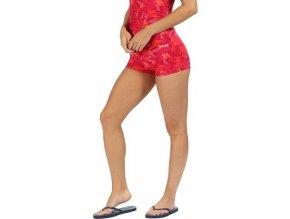 95135 damsky spodni dil plavek regatta rwm007 aceana bikini short ruzove