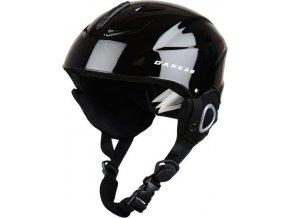 Dětská lyžařská helma DUE337 DARE2B Scudo Jnr Helmet Černá