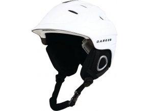 Lyžařská helma Dare2b  DUE336 DARE2B Guarda Adult Helm Bílá