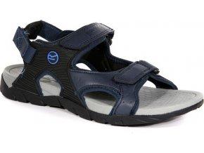 Pánské sandály REGATTA  RMF535  Rafta Sport Modrá