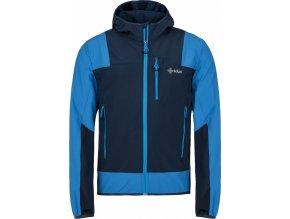 95630 panska outdoorova bunda kilpi joshua m modra 19 nadmerna velikost