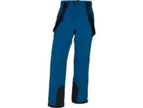 Pánské lyžařské kalhoty KILPI METHONE-M Modrá 18