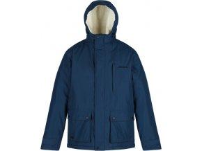 Pánská zimní bunda Regatta RMP265 Sterlings Modrá