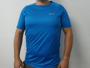 Pánské funkční tričko KILPI MAKITA M Modré