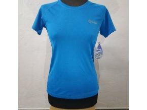 Dámské funkční tričko KILPI MAKITA W Modré