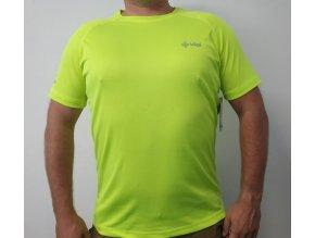 Pánské funkční tričko KILPI MAKITA M Žluté