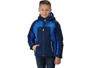 Dětská zateplená bunda RKP207 REGATTA Aptitude IV Modrá