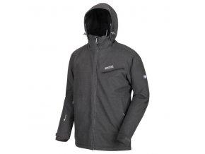 Pánská zimní bunda RMP273 REGATTA Highside IV Šedá 6
