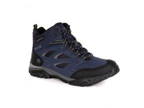 Pánská outdooorová obuv RMF573 REGATTA Holcombe IEP Mid Modrá 5