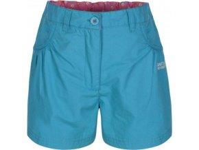 Dívčí šortky REGATTA RKJ056 Doddle Světle modré