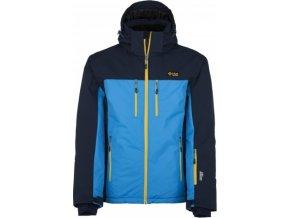 Pánská lyžařská bunda KILPI MARIO-M Modrá