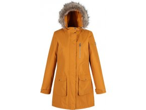 Dámská zimní bunda RWP283 REGATTA Serleena Žlutá