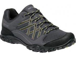 Pánská treková obuv RMF617 REGATTA Edgepoint III Šedá
