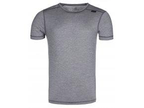 Pánské termo tričko KILPI MERIN-M Šedá 20