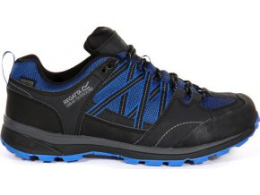 Pánská treková obuv REGATTA RMF540  Samaris Low II Modrá