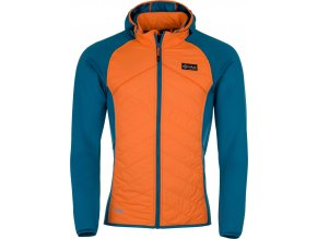 69141 panska outdoorova bunda kilpi adventure m oranzova