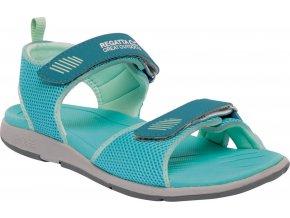 Dámské sandále Regatta RWF396 TERRAROCK Světle modré
