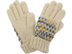 Dámské zimní rukavice RWG045 REGATTA Frosty III Béžové