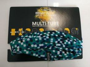 Multifunkční šátek Regatta RUC050P OUTDOOR MIX 09