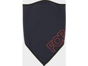 Snowboardový šátek BANU101 4F Tmavě modrý
