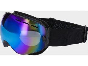 Pánské lyžařské brýle 4F GGM250 Černé