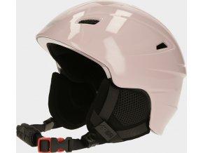 Dámská lyžařská helma 4F KSD350 Růžová