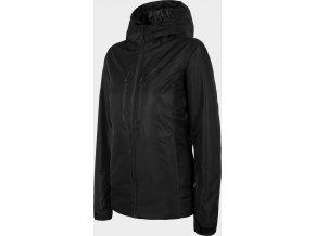 Dámská lyžařská bunda KUDN301 Černá