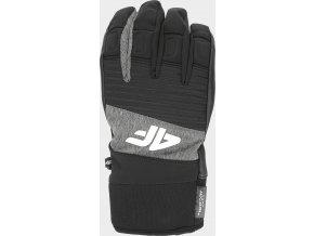 97529 panske lyzarske rukavice 4f rem250 sede
