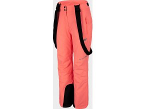 97541 damske lyzarske kalhoty 4f spdn300 ruzove