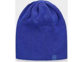 Dámská čepice 4F CAD161 Modrá