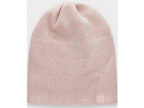 Dámská čepice 4F CAD161 Světle růžová