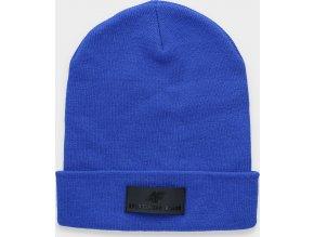 Pánská čepice 4F CAM201 Modrá
