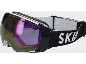 Dámské lyžařské brýle 4F GGD252 Černé