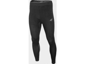 Pánské termo kalhoty 4F BIMB301D Černé