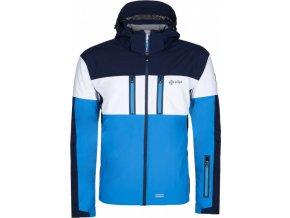Pánská lyžařská bunda KILPI SATTL-M Modrá