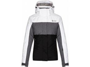 Dámská lyžařský bunda KILPI MILS-W Černá (NADMĚRNÁ VELIKOST)