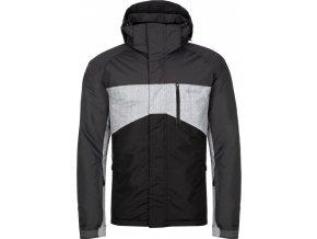 Pánská lyžařská  bunda KILPI OBER-M Černá