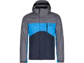 Pánská lyžařská bunda KILPI OBER-M Modrá