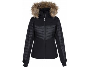 Dámská lyžařská bunda KILPI BREDA-W Černá 20