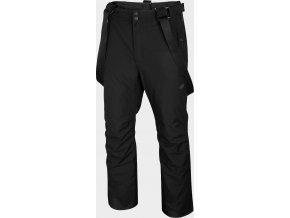 Pánské lyžařské kalhoty 4F SPMN350 Černé