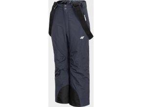 Dětské lyžařské kalhoty 4F JSPMN400 Modré