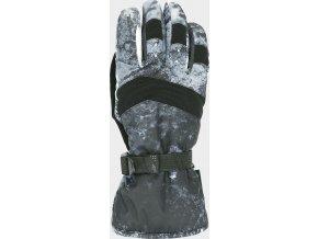 Pánske lyžařské rukavice 4F REM002 Multikolor
