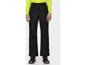 Pánské lyžařské kalhoty 4F SPMN001 Černé