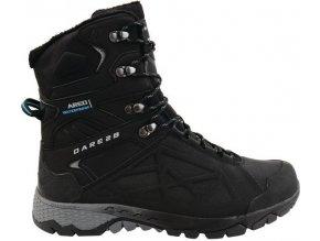 Pánské zimní boty DMF326 DARE2B Ridgeback Černé