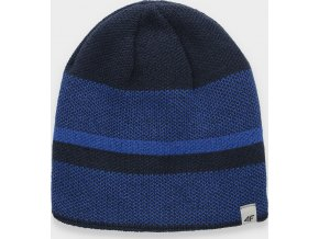Pánská čepice 4F CAM159 Modrá