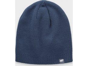 Pánská čepice 4F CAM061 Tmavě modrá