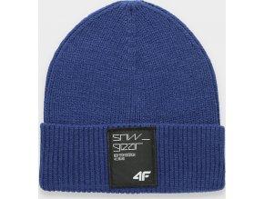 Pánská čepice 4F CAM062 Modrá